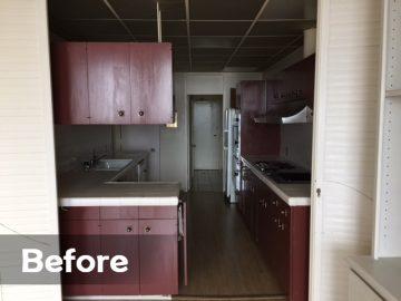 1333 Beverly Glen kitchen 2 before remodel 2