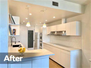 1333 Beverly Glen new kitchen 2