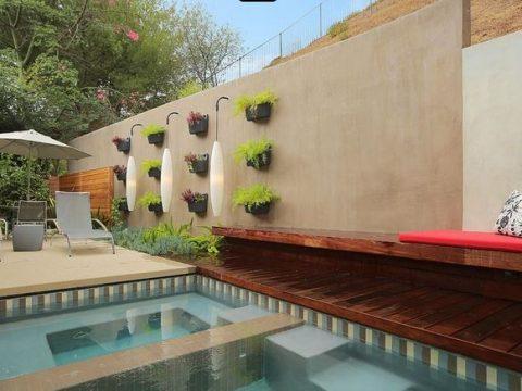 Apricot lane pool 2